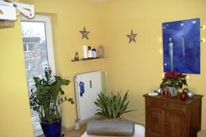 Mielke Osteopathie & Physiotherapie Zimmer Eins