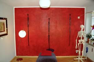 Mielke Osteopathie & Physiotherapie Zimmer Zwei